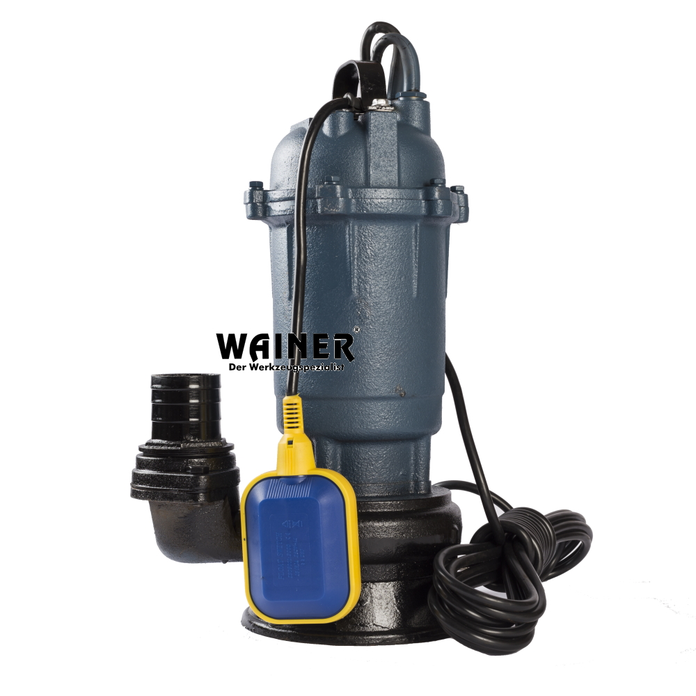 pompa submersibila apa murdara WP6